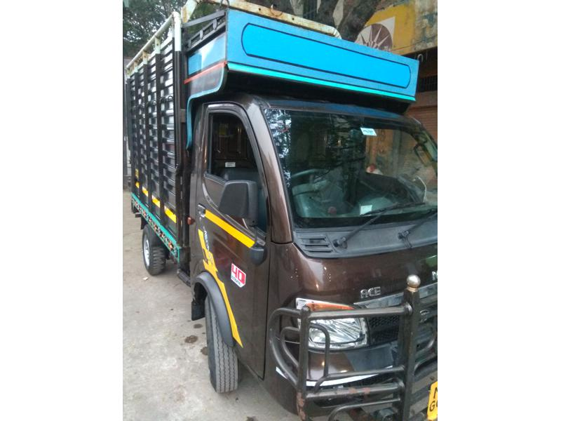 Used 2017 Tata Ace Car In Indore