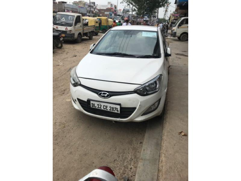 Used 2012 Hyundai i20 Car In New Delhi