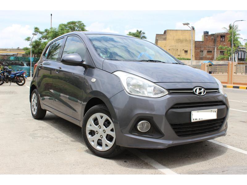 Used 2015 Hyundai Grand i10 Car In Chennai