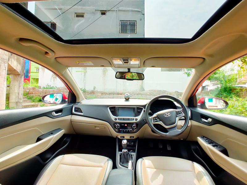 Used 2019 Hyundai Verna Car In Bhopal