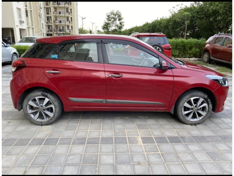 Used 2016 Hyundai Elite i20 Car In Gurgaon