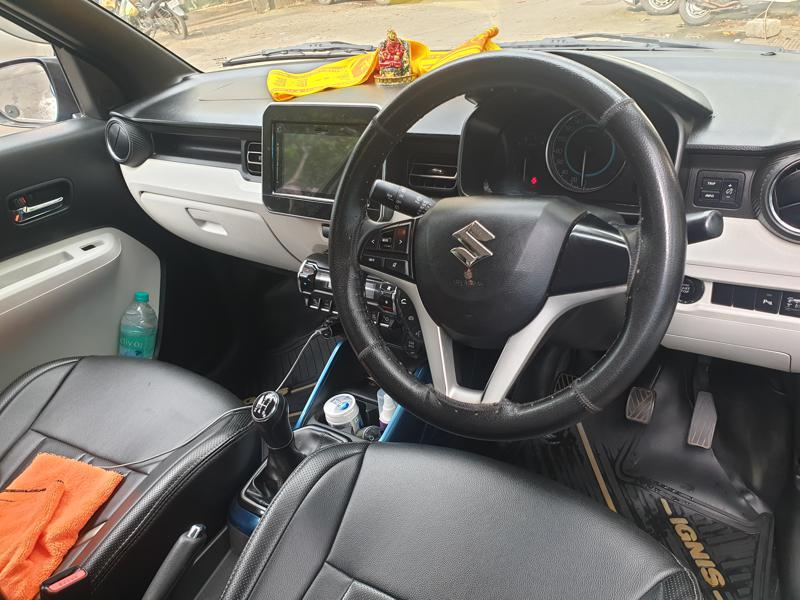 Used 2017 Maruti Suzuki Ignis Car In Mumbai