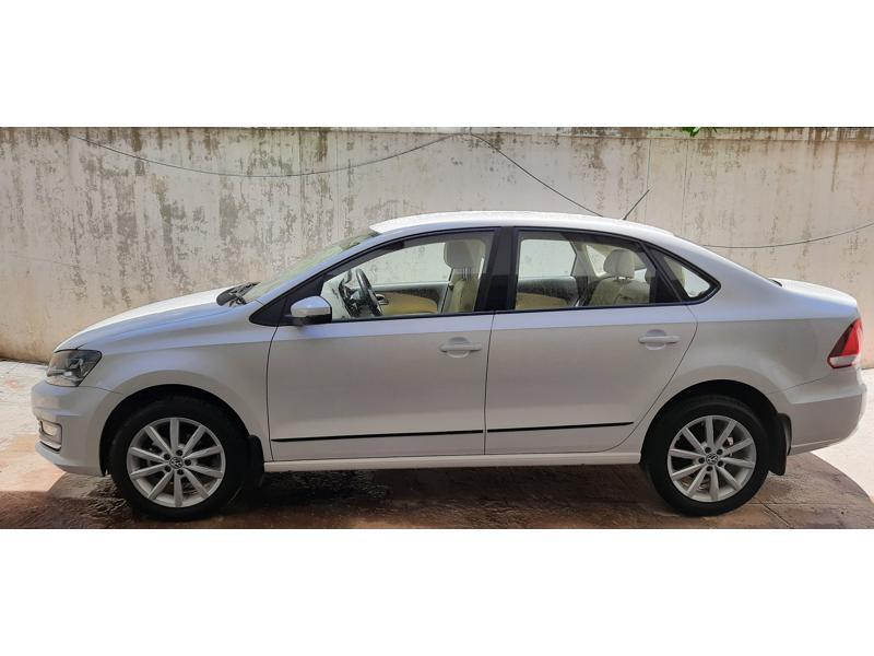 Used 2017 Volkswagen Vento Car In Hyderabad