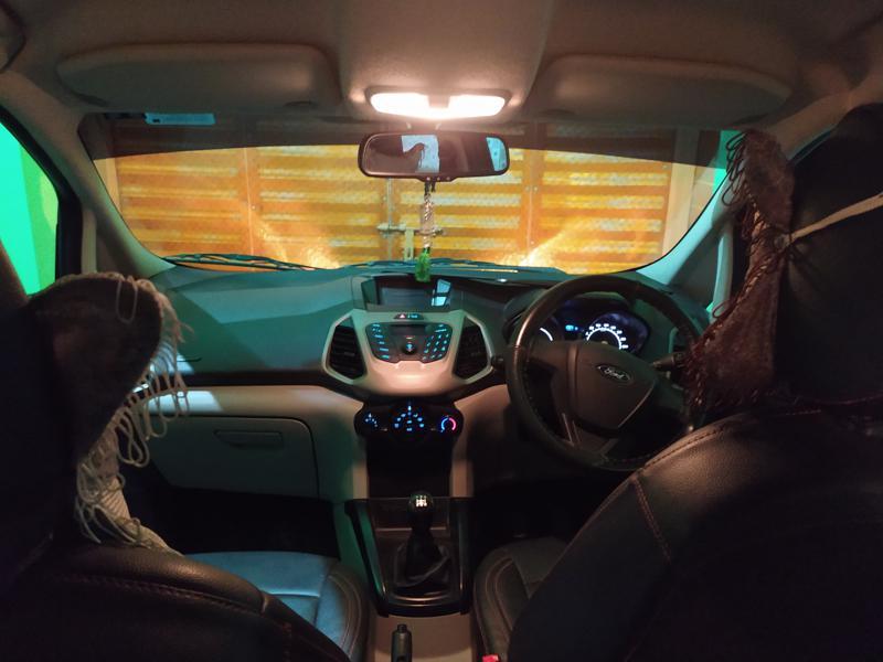 Used 2015 Ford EcoSport Car In New Delhi