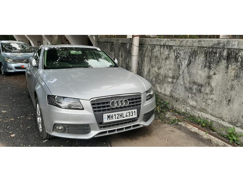 Used 2011 Audi A4 Car In Pune