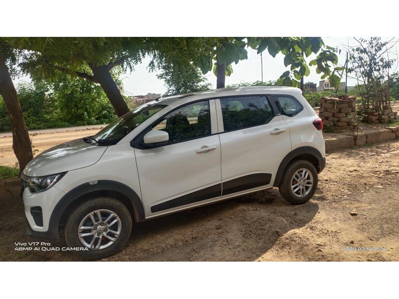 Used 2020 Renault Triber Car In Gwalior