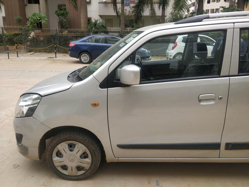 Used 2014 Maruti Suzuki Wagon R 1.0 Car In Bangalore