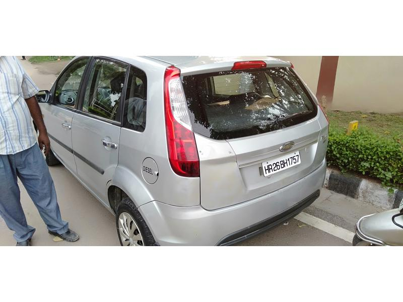 Used 2011 Ford Figo Car In Chandigarh