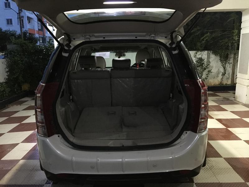 Used 2016 Mahindra XUV500 Car In Hyderabad