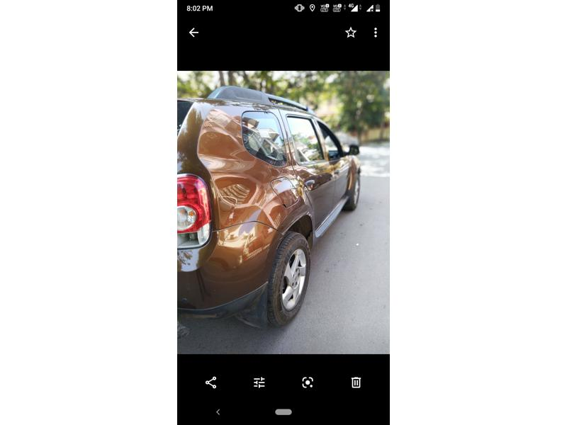 Used 2014 Renault Duster Car In Bangalore