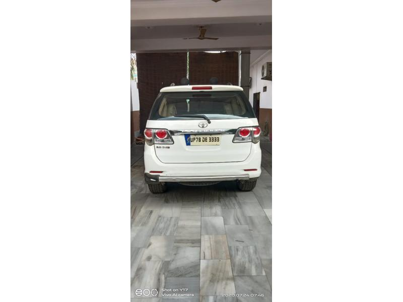Used 2013 Toyota Fortuner Car In Kanpur