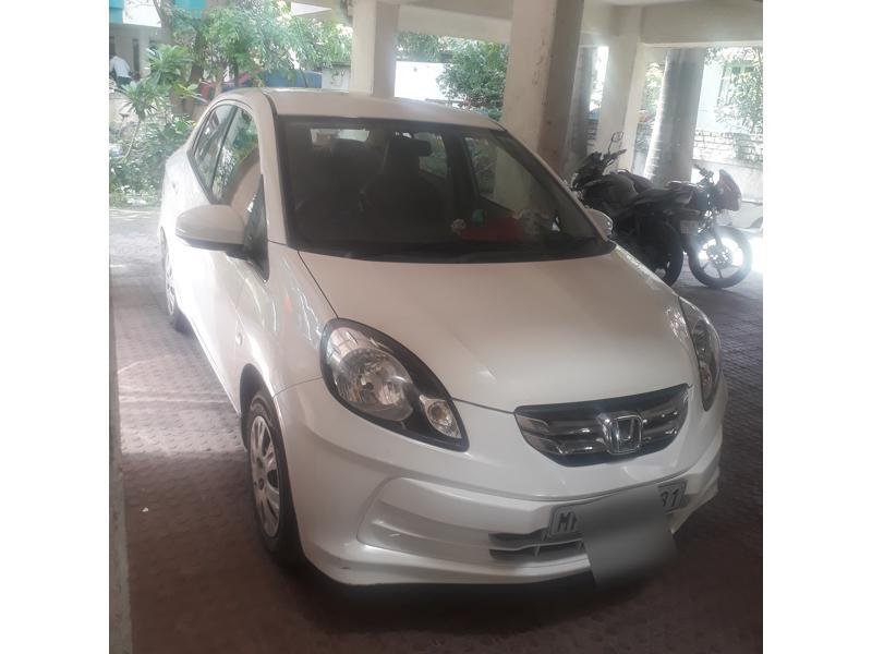 Used 2015 Honda Amaze Car In Pune