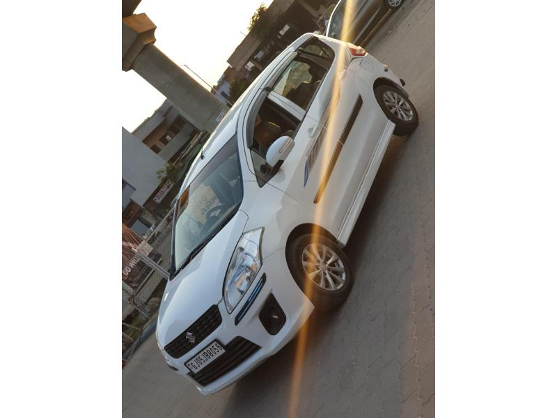 Used 2012 Maruti Suzuki Ertiga Car In Surat