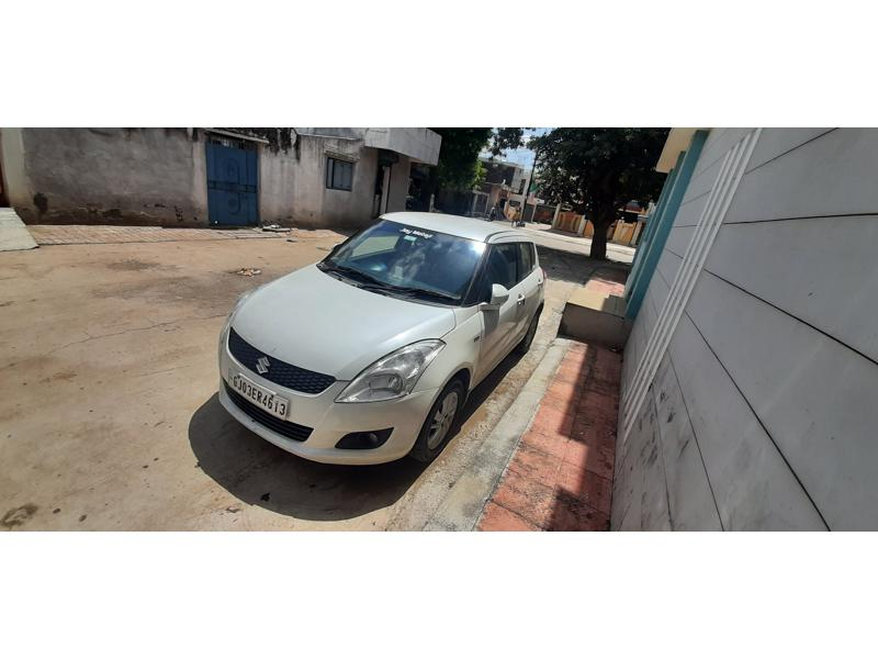 Used 2013 Maruti Suzuki Swift Car In Rajkot