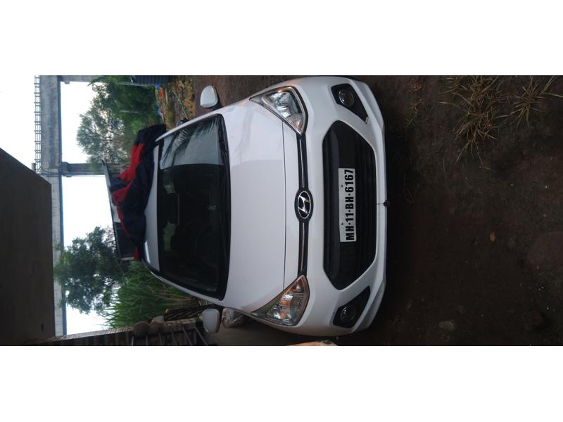 Used 2014 Hyundai Grand i10 Car In Sangli