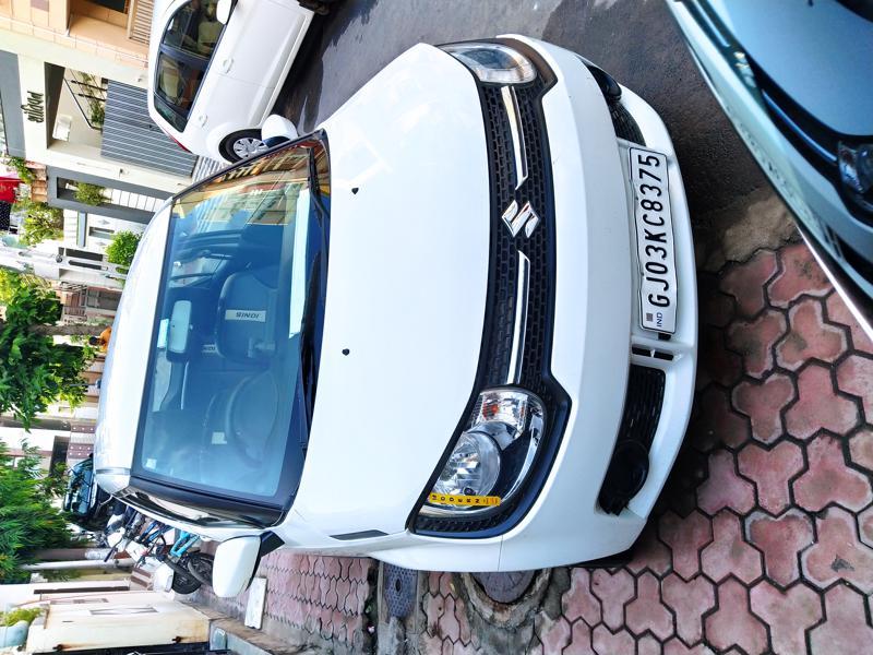Used 2018 Maruti Suzuki Ignis Car In Rajkot