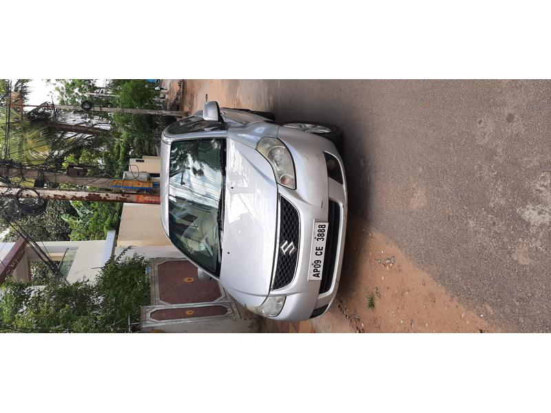Used 2011 Maruti Suzuki SX4 Car In Hyderabad
