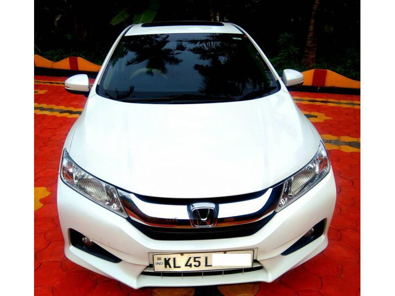 Used 2015 Honda City Car In Thrissur
