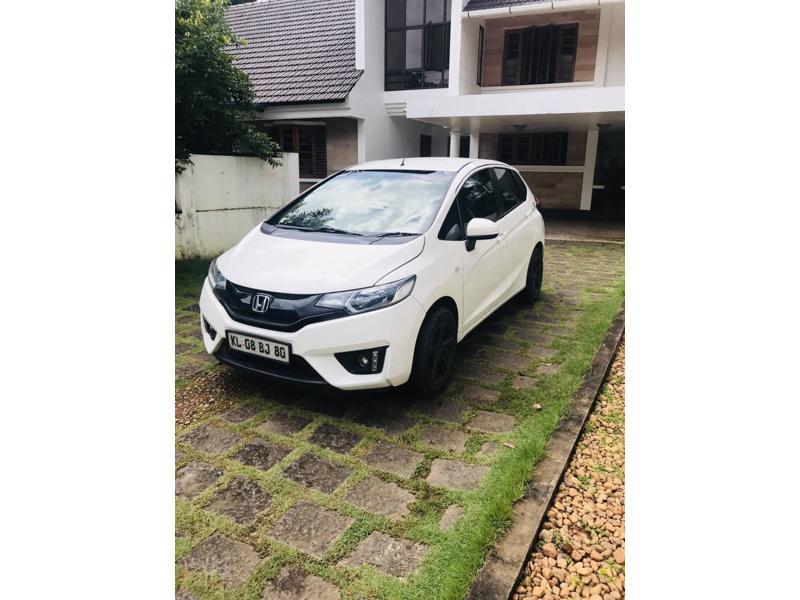 Used 2015 Honda Jazz Car In Thrissur