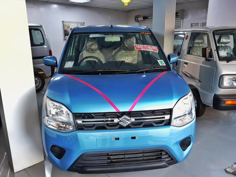 Used 2019 Maruti Suzuki Wagon R Car In Chennai