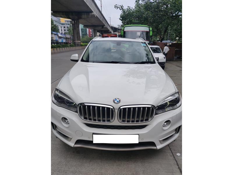 Used 2016 BMW X5 Car In Mumbai