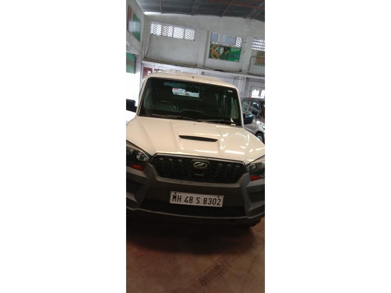 Used 2014 Mahindra Scorpio Car In Thane