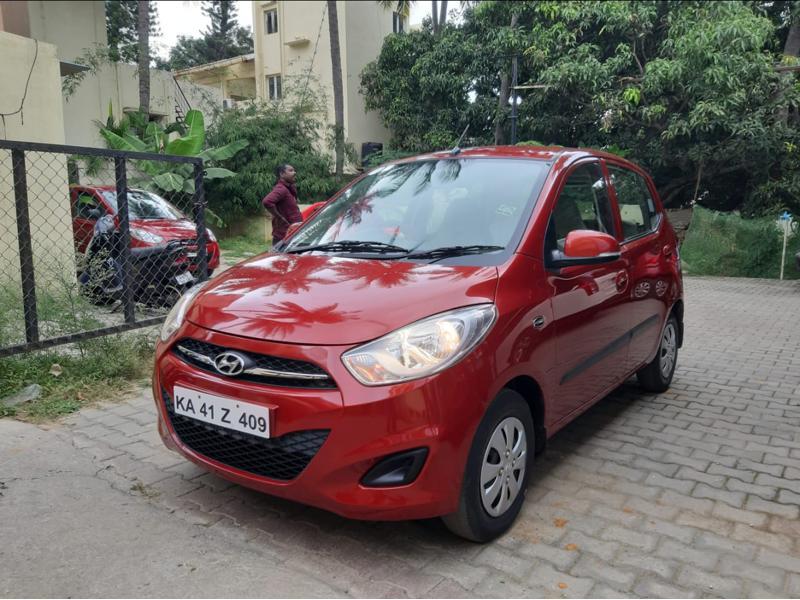Used 2013 Hyundai i10 Car In Bangalore