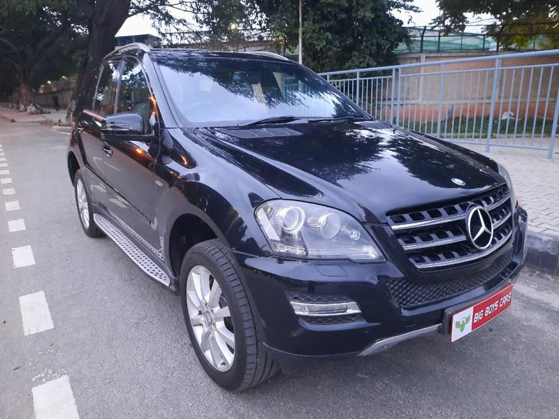 Used 2011 Mercedes Benz M Class Car In Bangalore