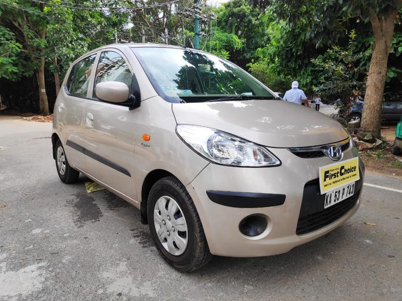 Used 2010 Hyundai i10 Car In Bangalore
