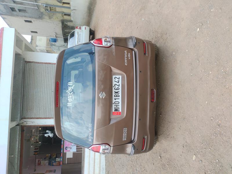 Used 2014 Maruti Suzuki Ertiga Car In Nashik
