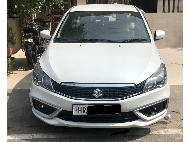 Used 2019 Maruti Suzuki Ciaz Car In Panchkula