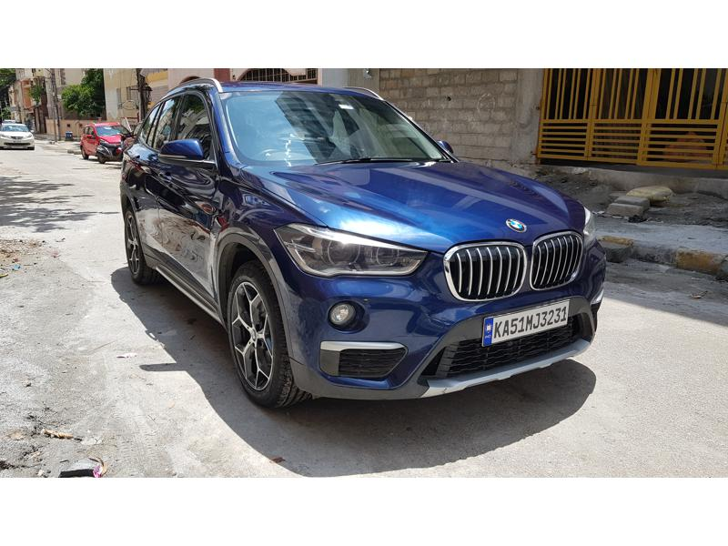 Used 2016 BMW X1 Car In Bangalore