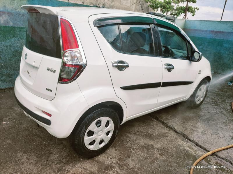 Used 2013 Maruti Suzuki Ritz Car In Nanded