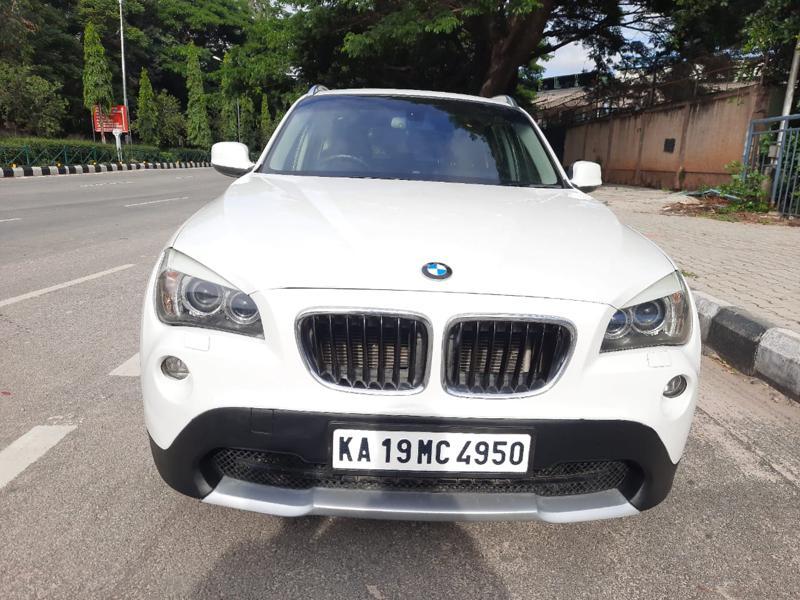 Used 2011 BMW X1 Car In Bangalore