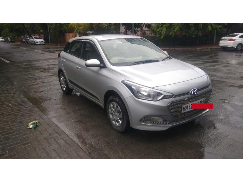 Used 2017 Hyundai Elite i20 Car In Pune