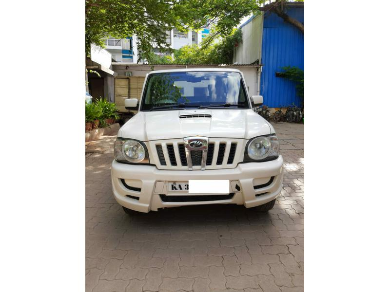 Used 2013 Mahindra Scorpio Car In Bangalore