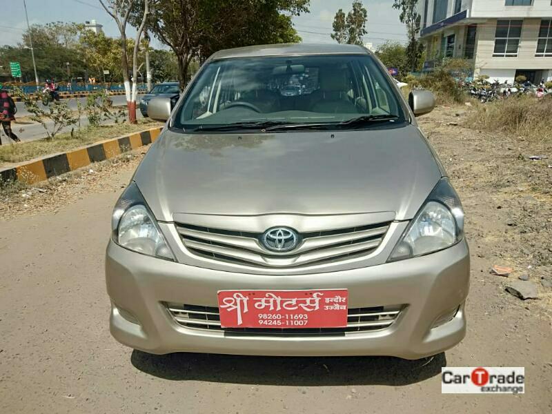 Used 2010 Toyota Innova Car In Khandwa