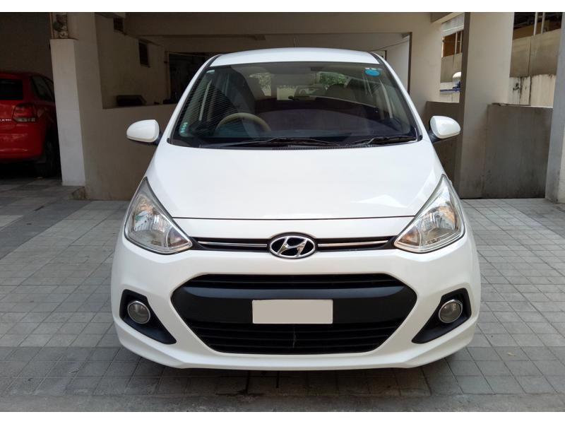 Used 2014 Hyundai Grand i10 Car In Hyderabad