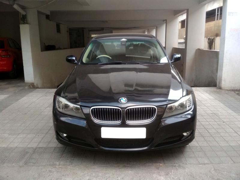 Used 2010 BMW 3 Series Car In Hyderabad