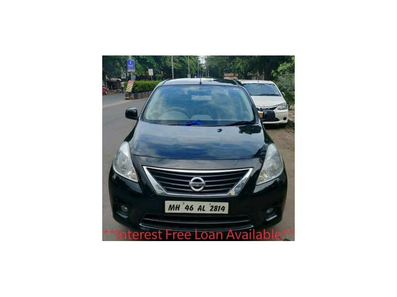 Used 2015 Nissan Sunny Car In Pune