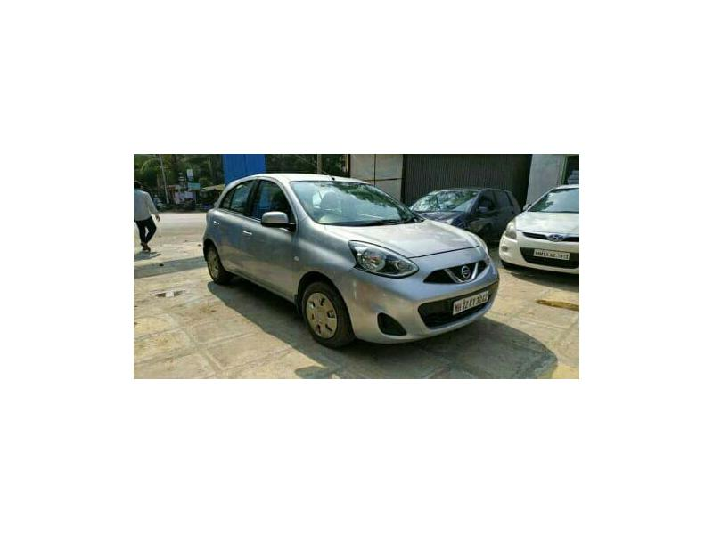 Used 2014 Nissan Micra Car In Pune