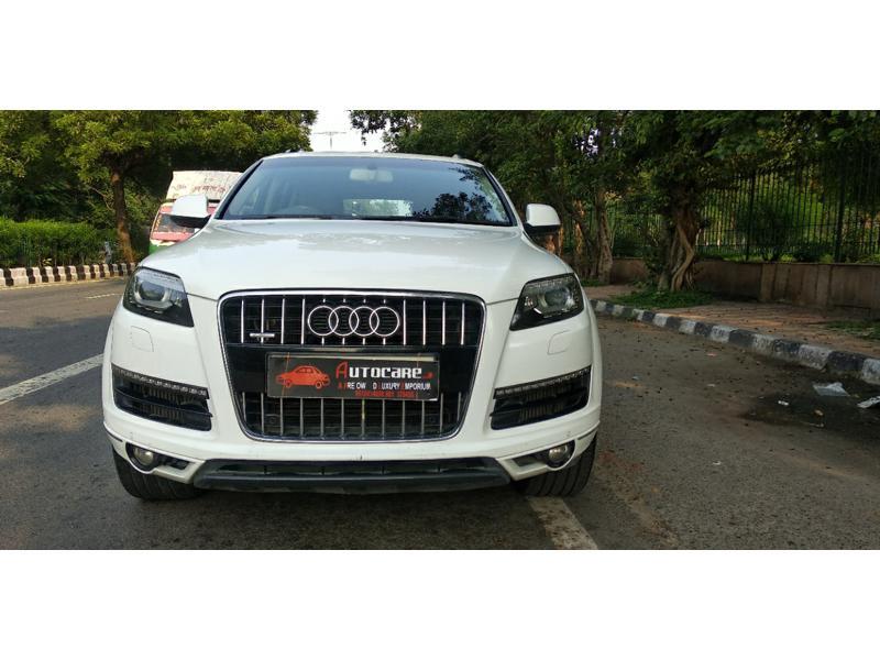 Used 2010 Audi Q7 Car In Noida