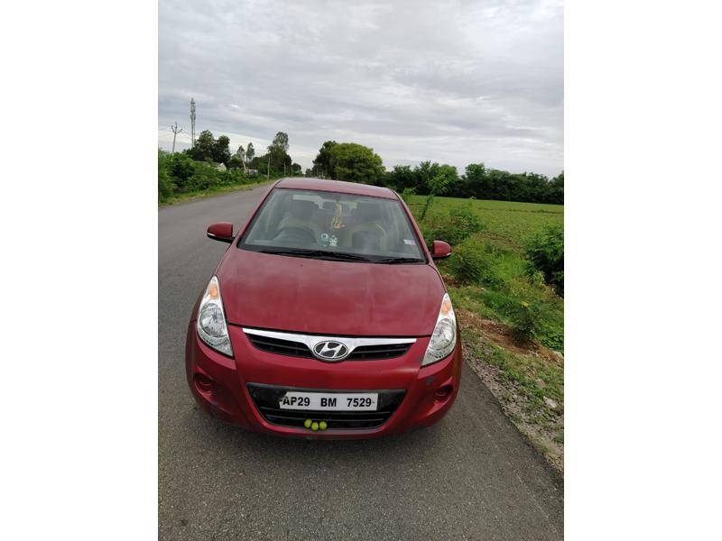 Used 2011 Hyundai i20 Car In Nizamabad