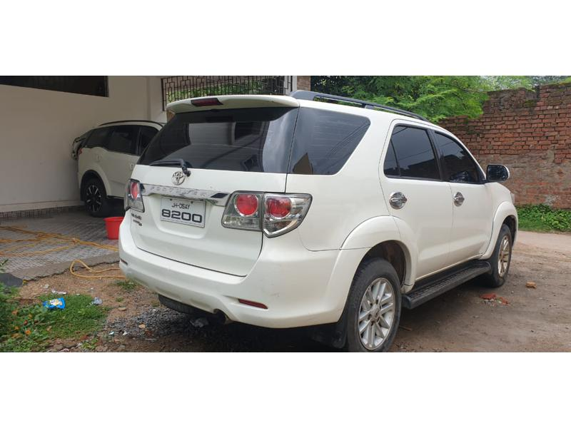Used 2014 Toyota Fortuner Car In Jamshedpur