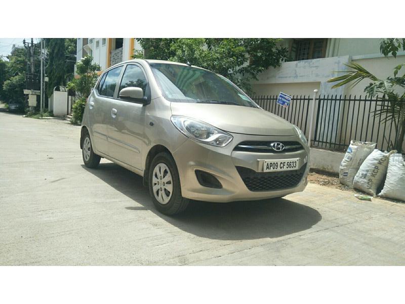 Used 2011 Hyundai i10 Car In Hyderabad