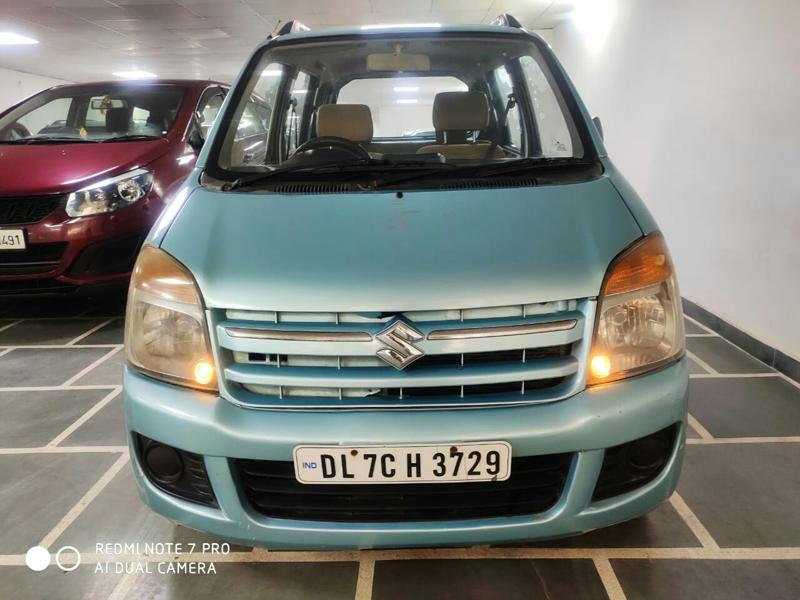Used 2008 Maruti Suzuki Wagon R Car In Ghaziabad