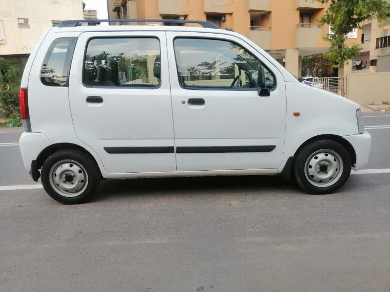 Used 2005 Maruti Suzuki Wagon R Car In Ahmedabad