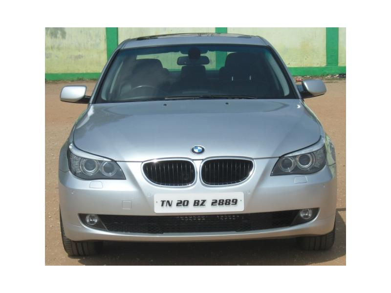 Used 2008 BMW 5 Series Car In Coimbatore
