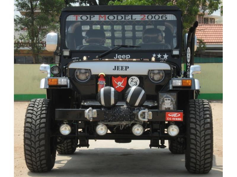 Used 2006 Mahindra Jeep Car In Coimbatore
