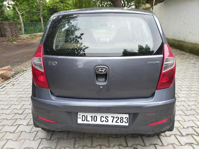 Used 2015 Hyundai i10 Car In New Delhi
